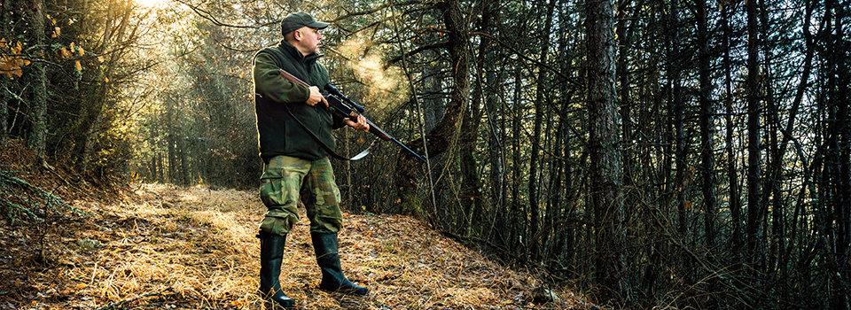 hunting-heading