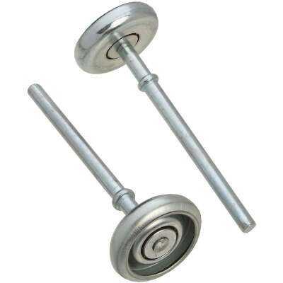 Prime-Line 1-7/8 In. Steel Ball Bearing Frantz 1/4 In. Garage Door Roller