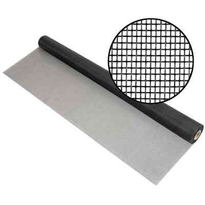 Phifer 48 In. x 100 Ft. Charcoal Fiberglass Pool Screen