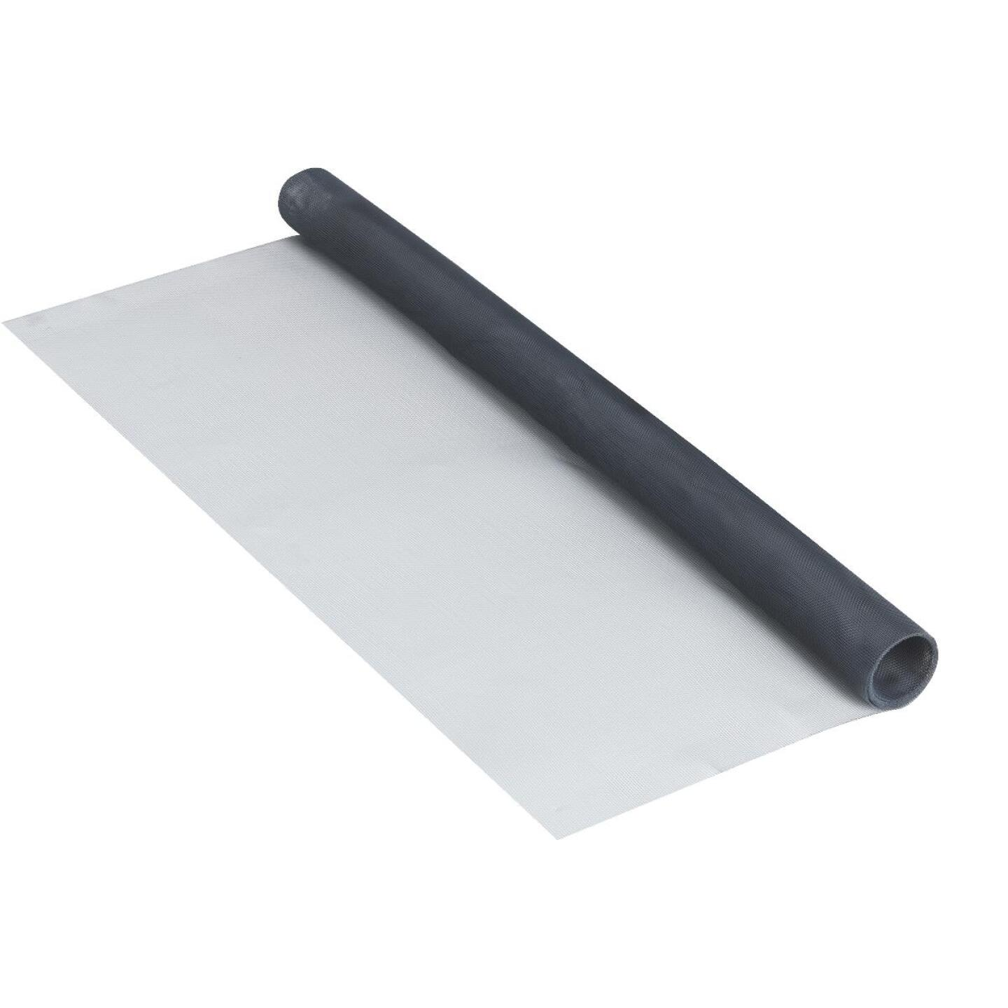 Phifer 30 In. x 84 In. Charcoal Aluminum Screen Ready Rolls Image 2