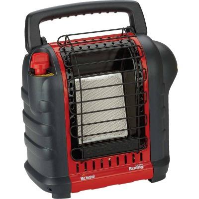 MR. HEATER 9000 BTU Radiant Portable Buddy Propane Heater