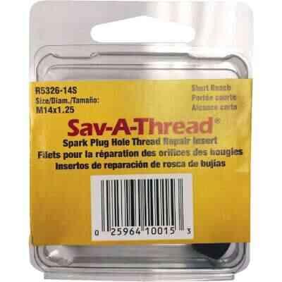 HeliCoil 14 x 1.25mm Short Spark Plug Thread Insert